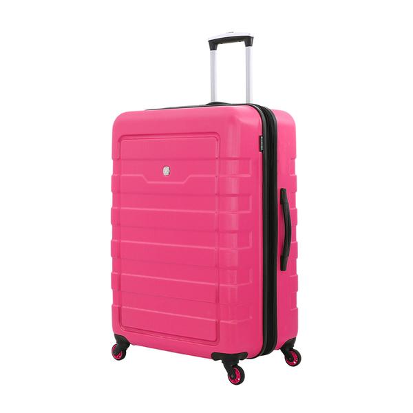 Wenger - 6581838177 Чемодан WENGER TRESA, розовый, АБС-пластик, 48x30x76 см, 100 л (6581838177)