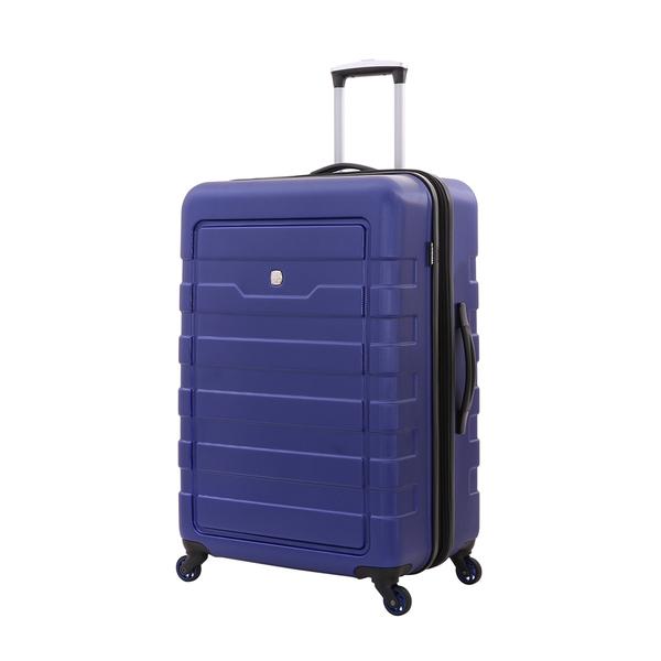 Wenger - WG6581343177 Чемодан WENGER TRESA, синий, АБС-пластик, 48x30x76 см, 100 л (WG6581343177)