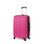 Wenger - 6297808167 Чемодан SWISSGEAR USTER, розовый, АБС-пластик, 41x26x58 см, 62 л<br>  (6297808167)