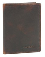 Wenger - W7-08BROWN Портмоне WENGER (W7-08BROWN)