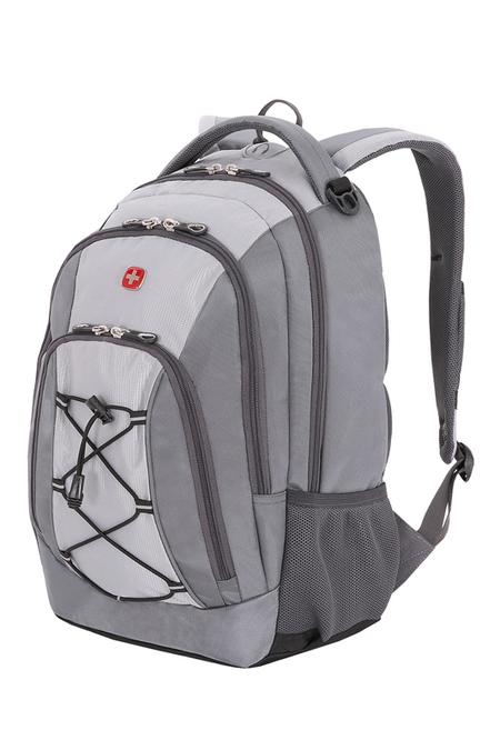 11864415 Рюкзак WENGER, серый/св. серый, полиэстер , 33х19х45 см 28 л (11864415)