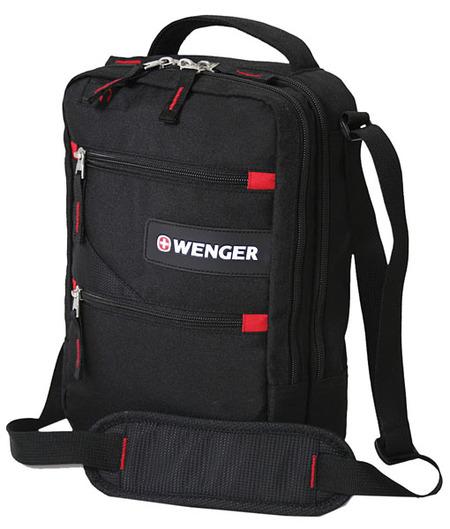 18262166 Сумка WENGER «MINI VERTICAL BOARDING BAG»<br>  (18262166)