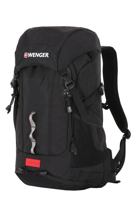 30582299 Рюкзак WENGER цв. серый/черный, полиэстер , 33х25х61 см (50л.).  (30582299)