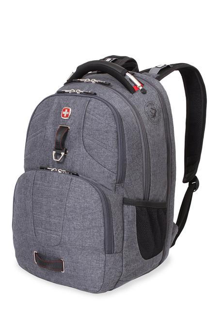 5903401416 Рюкзак WENGER, серый, ткань Grey Heather/полиэстер 900D PU, 47х34х20 см, 31 л. (5903401416)
