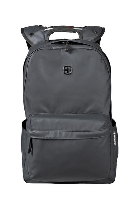 605032 Рюкзак WENGER 14'', черный, полиэстер, 28 x 22 x 41 см, 18 л (605032)