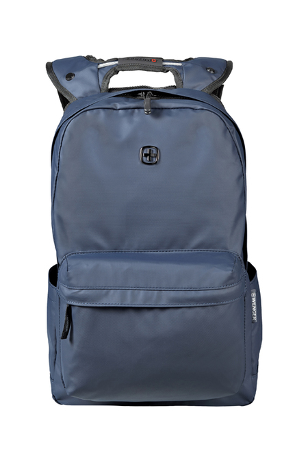 605096 Рюкзак WENGER 14'', синий, полиэстер, 28 x 22 x 41 см, 18 л (605096)