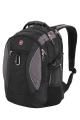 Wenger - 1015215 Рюкзак WENGER, чёрный/серый, полиэстер 900D, 35х23х48 см, 39 л (1015215)