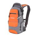 Wenger - 13024715-2 Рюкзак WENGER, серый/оранжевый/серебристый, полиэстер 1200D PU, 23х18х47 см, 22 л (13024715-2)