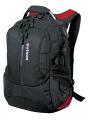 Wenger - 15912215 Рюкзак WENGER, черный/красный, полиэстер 1200D, 36х17х50 см, 30 л (15912215)