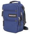 Wenger - 1826343004 Сумка-планшет WENGER, синий, полиэстер M2, 22x9x29 см. (1826343004)