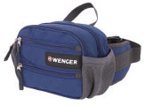 Wenger - 1828343016 Сумка на пояс WENGER, синий, полиэстер M2, 23х9х7 см (1828343016)