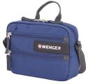 Wenger - 1832343010 Сумка для документов WENGER, синий, полиэстер 600D, 23x5x18 см<br>  (1832343010)