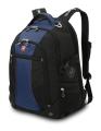 Wenger - 3118302408 Рюкзак WENGER, синий/чёрный, полиэстер 900D/рипстоп, 36x19x47 см, 32 л. (3118302408)