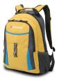 Wenger - 3162244408 Рюкзак WENGER, желтый/голубой/серый, полиэстер 600D/хонейкомб, 32x15x45 см, 22 л. (3162244408)