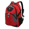 Wenger - 3259112410 Рюкзак WENGER, красный/серый/чёрный, полиэстер, 34х17х47, 26 л (3259112410)