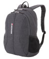 Wenger - 5639424408 Рюкзак WENGER 13'', cерый, ткань Grey Heather/ полиэстер 600D PU , 33х16х45 см, 23 л. (5639424408)