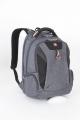 Wenger - 5902424416 Рюкзак WENGER 15'' «SCANSMART», cерый, ткань Grey Heather/ полиэстер 600D PU , 32х24х46 см, 35 л. (5902424416)