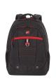 Wenger - 5918201419 Рюкзак WENGER, черный/красный, полиэстер, 900D, 47х34х18 см, 29 л.  (5918201419)