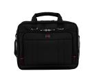 Wenger - 600645 Портфель для ноутбука 16'' WENGER, черный, полиэстер / ПВХ, 41 x 15 x 34 см, 12 л (600645)