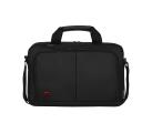 Wenger - 601064 Портфель для ноутбука 14'' WENGER, черный, нейлон / ПВХ, 39 x 8 x 25 см, 5 л (601064)