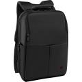 Wenger - 601068 Рюкзак для ноутбука 14'' WENGER, черный, нейлон/полиэстер, 28 x 17 x 42 см, 11 л (601068)