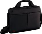 Wenger - 601079 Портфель для ноутбука 14'' WENGER, черный, нейлон / ПВХ, 39 x 8 x 26 см, 5 л (601079)