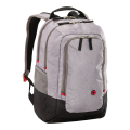 Wenger - 602656 Рюкзак для ноутбука 14'' WENGER, серый, нейлон/полиэстер, 29 x 24 x 43 см, 20 л (602656)