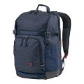 Wenger - 602657 Рюкзак для ноутбука 16'' WENGER, синий, полиэстер, 30 x 25 x 45 см, 24 л (602657)