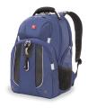 Wenger - 6918303408 Рюкзак WENGER, синий, полиэстер 900D, 47х34х16,5 см, 26 литров (6918303408)